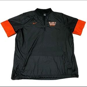 Nike Short Sleeve Sideline Hot Jacket